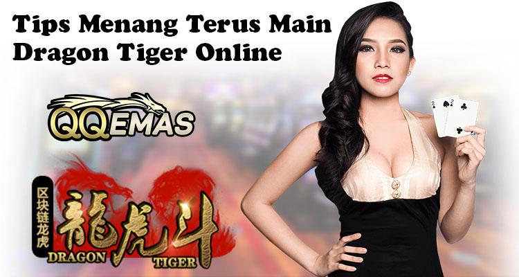 Tips Menang Terus Main Dragon Tiger Online